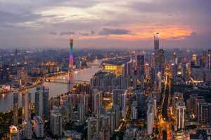 PhotoVivo Gold Medal - Yi Sun (China)  Canton Sunset