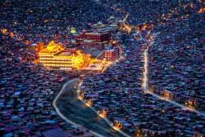 PhotoVivo Honor Mention e-certificate - Li Zhang (China)  Night Scene