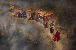 PhotoVivo Gold Medal - Wong Voon Wah (Hong Kong)  Down The Mountain