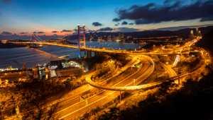 Circuit Merit Award e-certificate - Yiu Wah Wong (Hong Kong)  Tsing Ma Bridge 427