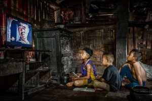 PhotoVivo Gold Medal - Fuyong Xu (China)  The Forgotten Corner 6