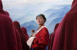 PhotoVivo Gold Medal - Yichi Wang (China)  Pilgrimage Road