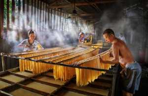 PhotoVivo Gold Medal - Wendy Deng (Australia)  Makingbeancurd Stick