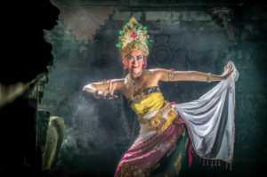 PhotoVivo Honor Mention e-certificate - Sze-Wah Chee (Singapore)  Bali Aspsara