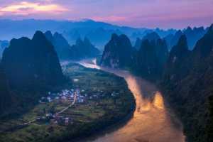 Circuit Merit Award e-certificate - Qingcun Zhang (China)  New Appearance Of Hometown