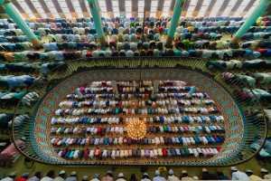 Raffles Honor Mention E-Certificate - Md Tanveer Hassan Rohan (USA)  Jummah Prayer 4