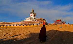 PhotoVivo Gold Medal - Youlin Wu (China)  Pilgrimage Road
