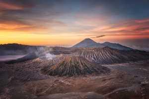 PhotoVivo Gold Medal - Chiong Soon Tiong (Malaysia)  Mt Bromo Sunrise