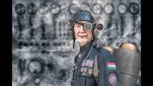 ICPE Gold Medal - David Butler (England)  Rocket Man