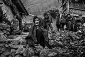 APU Honor Mention e-certificate - Liwen Zhang (China)  Old Woman