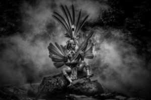 PhotoVivo Gold Medal - Ikhsan Effendi (Indonesia)  Dayak Tribe