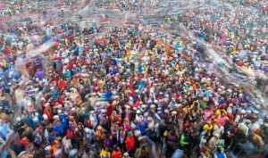 PhotoVivo Gold Medal - Jun Zhao (China)  Impression Of Dhaka