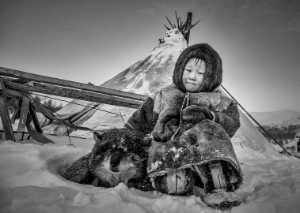 PhotoVivo Gold Medal - Xinxin Chen (China)  Nenets Child3