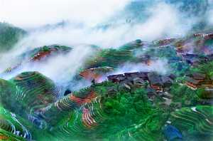 Circuit Merit Award e-certificate - Tong Hu (China)  Mist Mountain Village