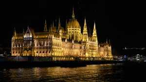 PhotoVivo Gold Medal - Donald Dedonato (USA)  Hungarian Parliament And Danube