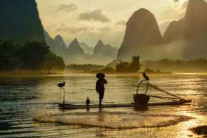 PhotoVivo Silver Medal - Twee Liang Wong (Singapore)  Catching Fish