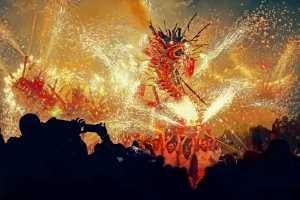 Raffles Merit Award E-Certificate - Haikun Liang (China)  Fiery Dragon