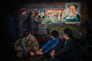 PhotoVivo Gold Medal - Ping Xu (China)  Hope Of Daliang Mountain