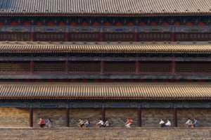 ICPE Honor Mention e-certificate - Yongzhuo Wang (China)  Ride Around Chang'an City