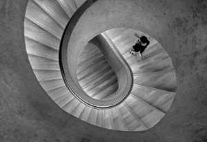 PhotoVivo Gold Medal - Lewis K. Y. Choi (Hong Kong)  Big Steps 4