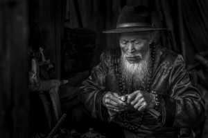 Circuit Merit Award e-certificate - Kunping Chen (China)  The Elder Making Cigarette Holders
