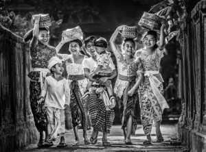 Honor Mention - I Made Dana (Indonesia)  Happy Kids