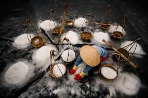 RPST Honor Ribbon - Chin Leong Teo (Japan)  Salt Making 1