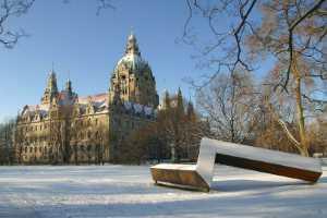 Circuit Merit Award e-certificate - Wolfgang Schweden (Germany)  Winterliches Rathaus 2