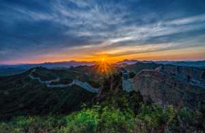 PhotoVivo Gold Medal - Xiu Liu (China)  The Great Wall 2