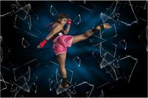 ICPE Gold Medal - Kim-Pheng Sim (Singapore)  My Kick