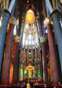 ICPE Gold Medal - Yun Wu (China)  Sagrada Familia Church