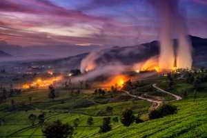 PhotoVivo Gold Medal - Sofi Aida Sugiharto (Indonesia)  Cukul Geotermal