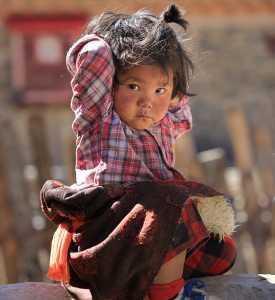 Circuit Merit Award e-certificate - Bing Gu (China)  Tibetan Girls
