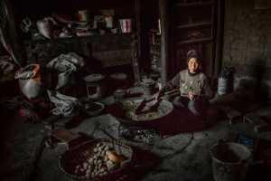 PhotoVivo Honor Mention e-certificate - Pinguan Zheng (China)  Sweet Home