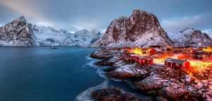 ICPE Gold Medal - Sergey Agapov (Russian Federation)  Fishing Village