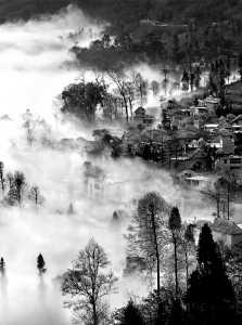 Circuit Merit Award e-certificate - Tong Hu (China)  Picturesque Mountain Village