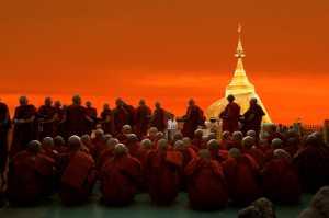 PhotoVivo Gold Medal - Vannee Chutchawantipakorn (Thailand)  The Rock