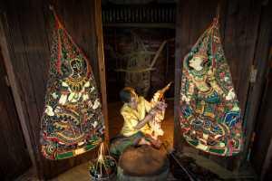 RPST Silver Medal - Suwan Bundith (Thailand)  Shadow Puppet Home