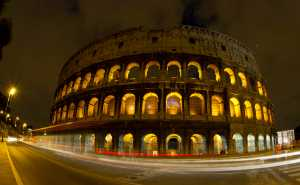 APAS Honor Mention e-certificate - Barun Sinha (India)  Colosseum At Dusk