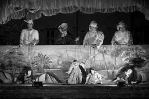 APU Gold Medal - Chin Foo See (Singapore)  Bagan Puppet Show C5