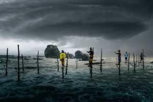 ICPE Honor Mention e-certificate - Yunhua Huang (China)  Sea Fishing