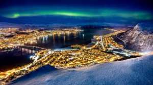 APAS Gold Medal - Li Zhao (China)  Night View Of Tromso