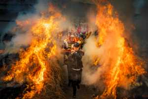 ICPE Gold Medal - Yi Huang (China)  Bless Over The Fire 2