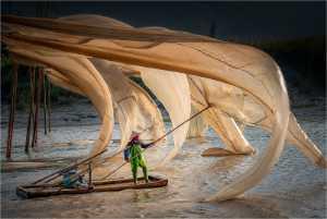 FIP Ribbon - Yi Wan (China)  Hanging Net 15
