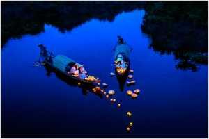 PSA Gold Medal - Thong Tran (USA)  Huong River Light