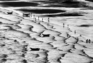 PSM Gold Medal - Tong Hu (China)  Silver Beach