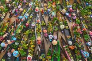 Circuit Gold Medal - Saipullah _ (Indonesia)  Floating Market