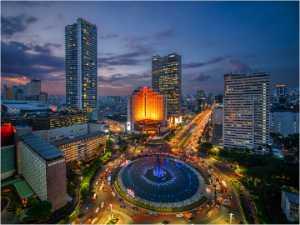 APU Gold Medal - Lee Eng Tan (Singapore)  Jakarta Cityscape