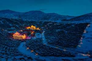 ICPE Honor Mention e-certificate - Qingcun Zhang (China)  Snowy Buddha Country