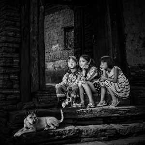 PhotoVivo Gold Medal - Shenghua Yang (China)  Expect